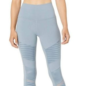 NWT Alo Yoga High Waist Moto Legging